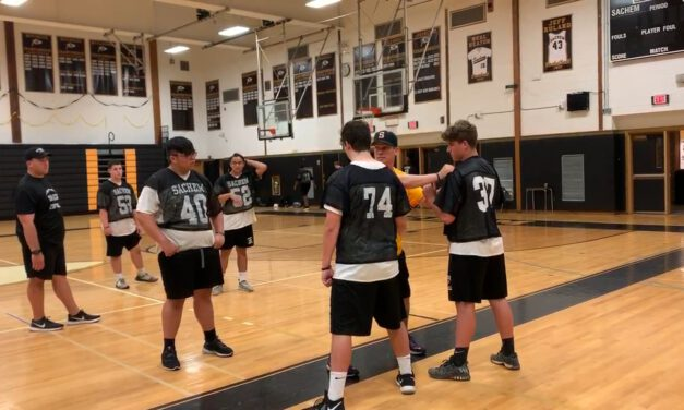 4i Technique Drills- Sachem High School (NY)