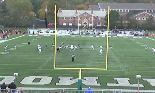 Boundary Crack Screen- Dartmouth College (NH)
