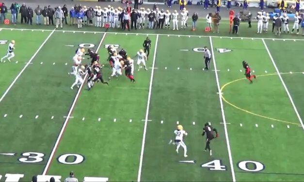 Buck Sweep Concept- Middletown Area High School (PA)