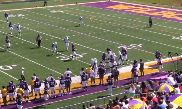 Buck Sweep RPO (12 Personnel)- Bethel University (TN)