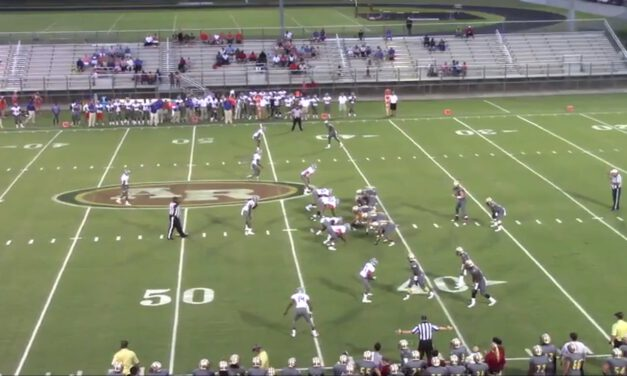 Bunch Pop RPO- Ashley Ridge HS (SC)