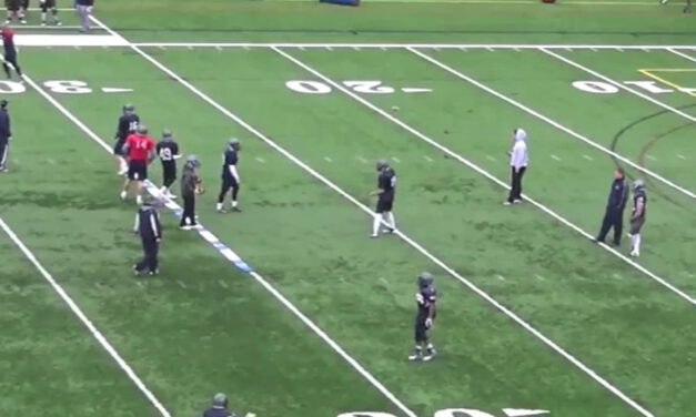 Buzz Concept RPO Drill- St Anselm University (NH)