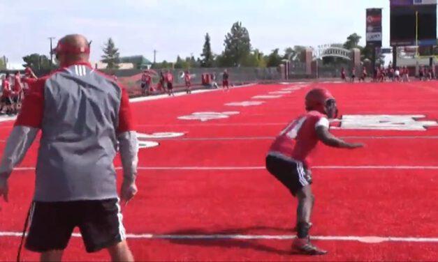 CB Drills- Eastern Washington University