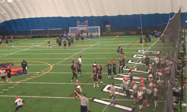 DB Recovery Roll Drill- Utica College (NY)