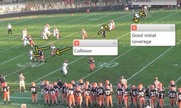 Disrupting Routes- Coldwater HS (CO)