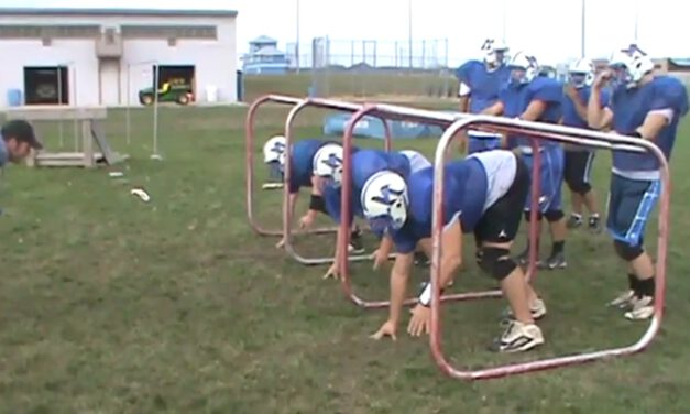 DL Block Destruction (2)- Mukwonago HS (WI)