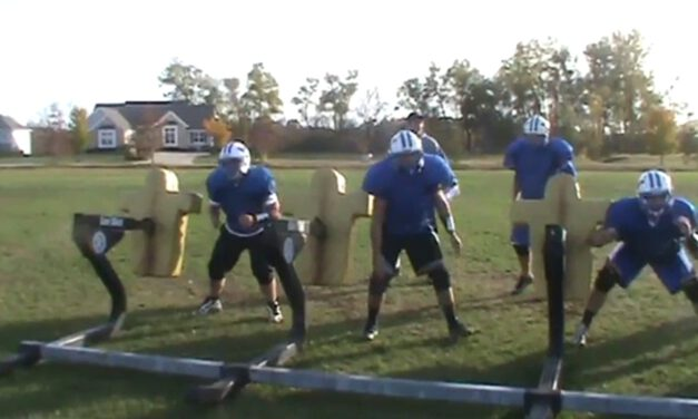 DL Block Destruction- Mukwonago HS (WI)