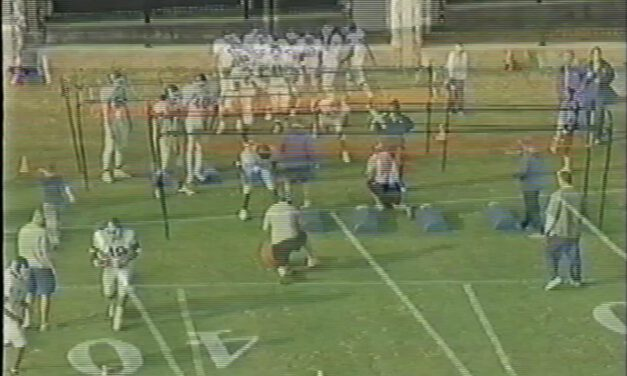 Kentucky LB Drills