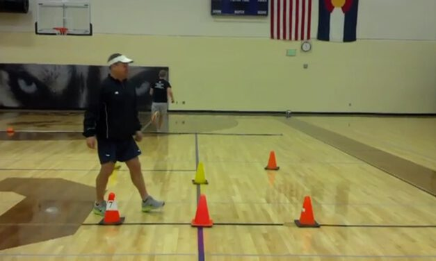 RB Vision Drill- Douglas County High School (CO)