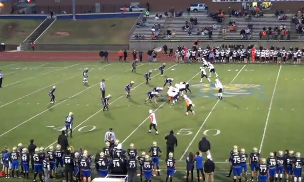 LB Pattern Match Coverages- Choctaw HS (OK)