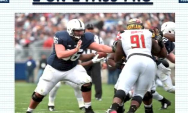 OL Two on Two Pass Pro Drill- PSU