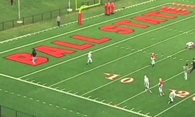 Punt Coverage Pin Drill- Ball State University