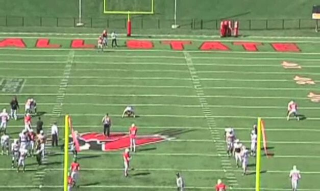 Punt Coverage Two on Two Drill- Ball State University