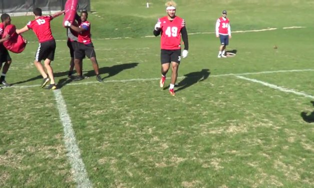 Safety Fit Drill (Quarters Coverage)- Bridgewater College (VA)