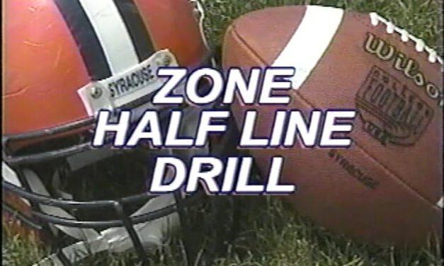 Syracuse OL Drills