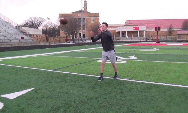 QB Post-Snap RPO Drills-Toledo Catholic HS (OH)