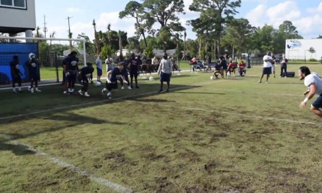 Block Destruction Drills (Full Catalog)- Keiser University (FL)