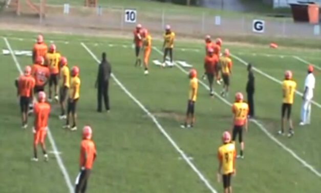 Screen Drill- Clarion HS (PA)
