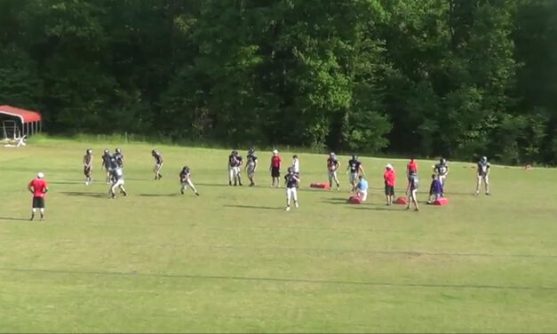 Screen Drill- Creek Wood High School (TN)