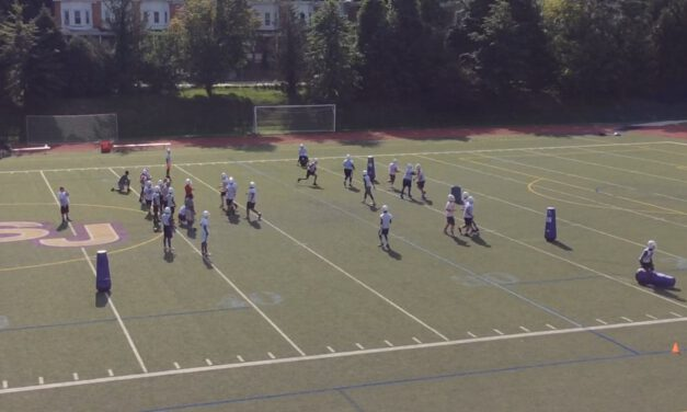 Screen Drill- Mt Saint Joseph (MD)