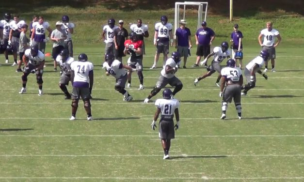 Screen Drill- Stephen F Austin University (TX)