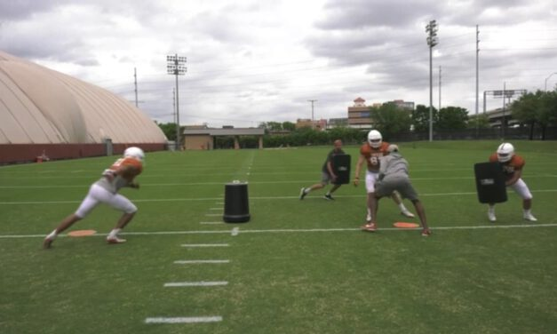 TE Insert Zone Drill vs Edge Pressure- University of Texas