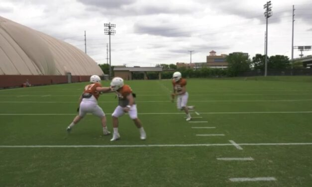 TE C Gap Sift Drill from Attached Position- University of Texas