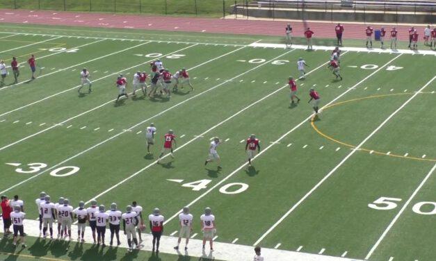 Combo Coverage (3 High Alignment)- Northside High School (GA)