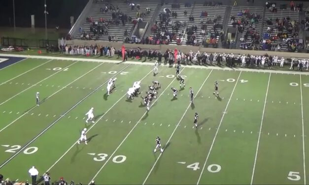 Counter Bubble RPO Concept- Haltom HS (TX)