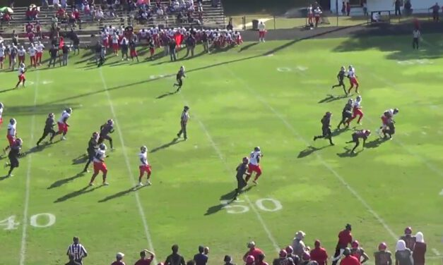 Counter Trey RPO- Itawamba CC (MS)