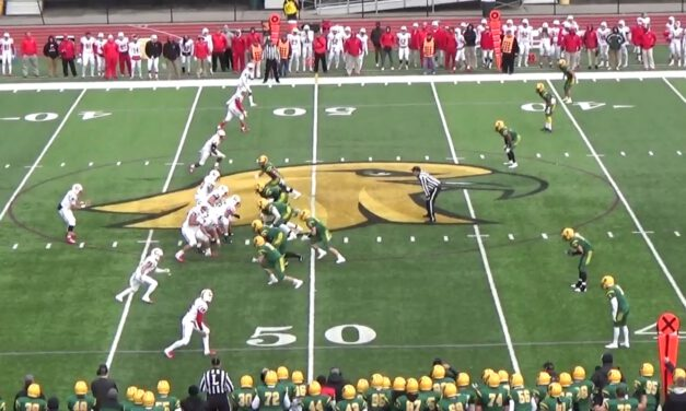 Cover 0 Pressure vs Empty Formations- College of Brockport (NY)
