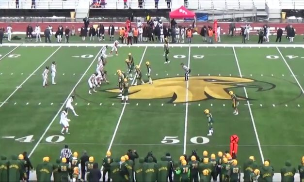 Cover 0 Pressures vs 2×2 Formations- College of Brockport (NY)