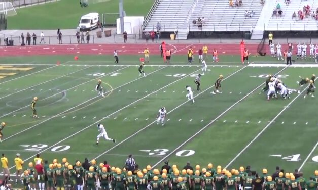 Cover 0 Pressures vs 3×1 Formations- College of Brockport (NY)