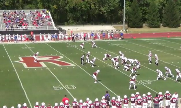 Cover 1 vs Bunch Formations- Rose-Hulman Institute (IN)