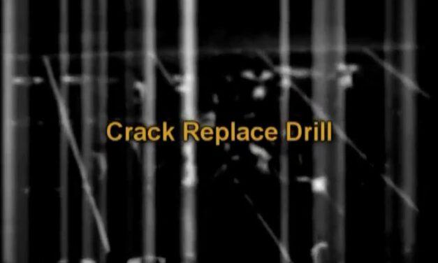 Crack Replace Drill- Valparaiso University