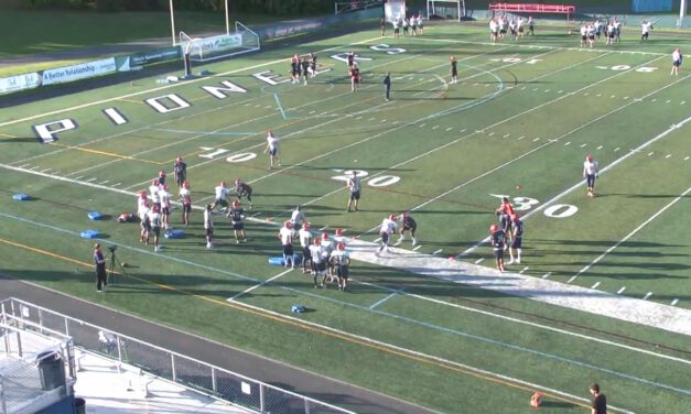 DB Good on Good Release Drill- Utica College (NY)