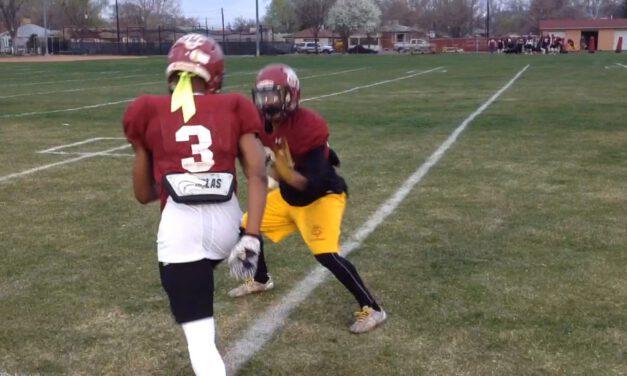 DB  Throw the Arm Off Drill- Colorado Mesa University