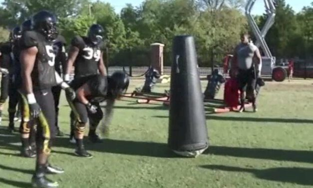 DL Two Moves Drill- University of Missouri