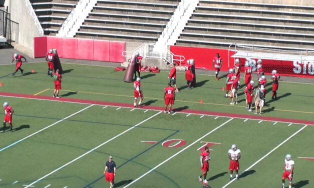 DL Wide Bags Drill- Stony Brook University