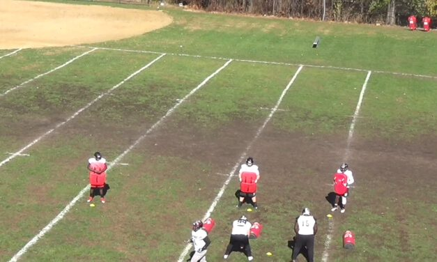 Double Pull Drill- Rahway High School (NJ)