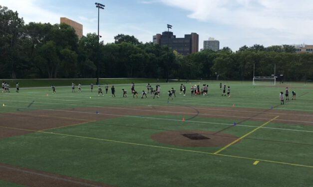 Double Screen Drill- Boston Latin School (MA)