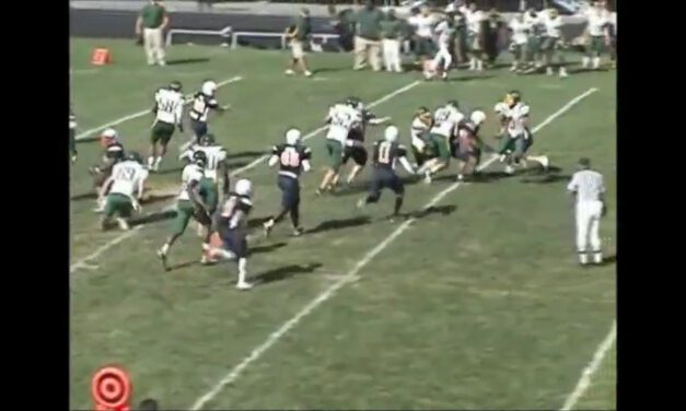 Double Wing FB Power- Wilde Lake HS (MD)