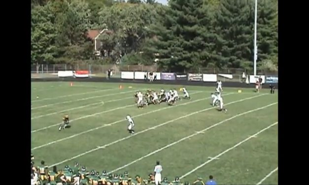 Double Wing Power (with formation variations)- Wilde Lake HS (MD)