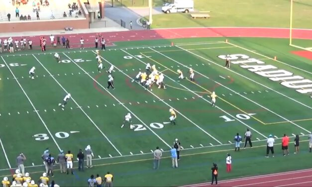 Fade Out RPO- Mays HS (GA)