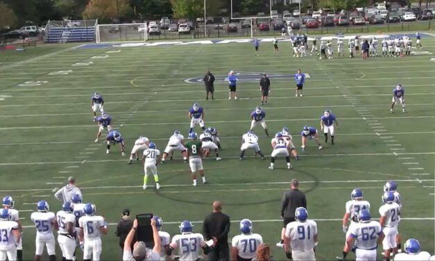 Inside Run Drill- Aurora University (IL)