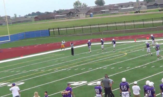 Jet Motion- Sioux Valley High School (SD)
