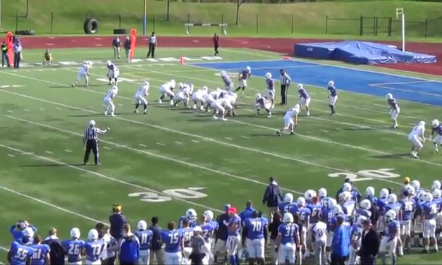 Play-Action Pass Concept-Rose Hulman IT (IN)