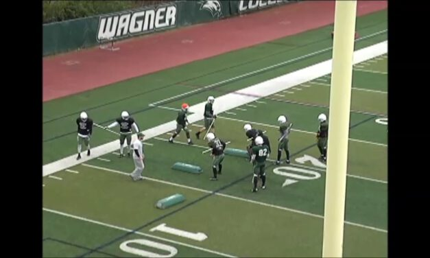 PVC Tackle Drill- Wagner