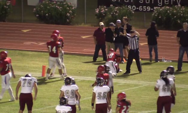 Quick Game Concepts (21 Personnel)- Red Mountain High School (AZ)