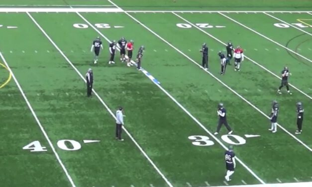 Row Concept RPO Drill- St Anselm University (NH)